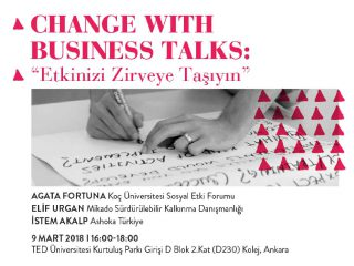 Change with Business Talks – Social Impact