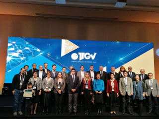 Sinem Güravşar Gökçe from IstasyonTEDU is one of the Finalists in 2019 TTGV Awards     Public Dialogue Meeting