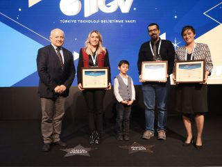Sinem Güravşar Gökçe is among the winners of 2019 TTGV Awards