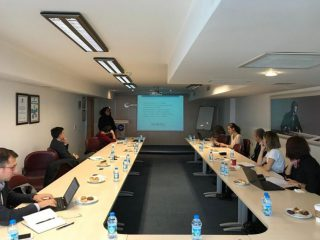 Social Entrepreneurship Training for İzmir Development Agency
